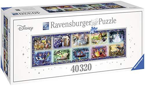 Unvergessliche Disney Momente - Puzzle - 40.320 Teile
