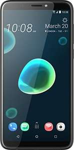 [MM / Saturn / Amazon] HTC Desire 12+ Smartphone (15,2 cm (6 Zoll) HD+ IPS-Display, 32GB Speicher, 3GB RAM, Dual-SIM, Android 8) WHD 103,42€