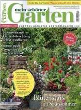 mein schöner Garten Abo (6 Monate) für 19,50 € mit 20€ Prämie (Amazon, BestChoice, Payback) // Wohnen & Garten für 20 € mit 20 €