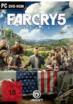 Far Cry 5 (PC) für 24,99€ & Assassin's Creed Origins (PC) für 19,99€ & Ghost Recon: Wildlands Deluxe Edition (PC) für 19,99€ (GameStop)