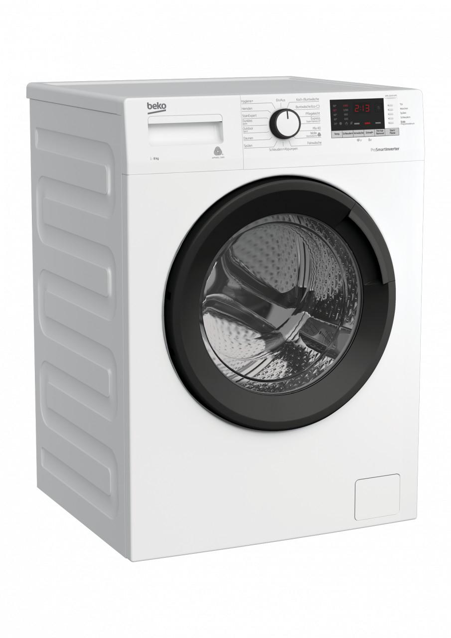 Waschmaschine Beko WML 81434 NPS (A+++, 1400 U/min, 8kg, 15 Programme, Mengenautomatik)