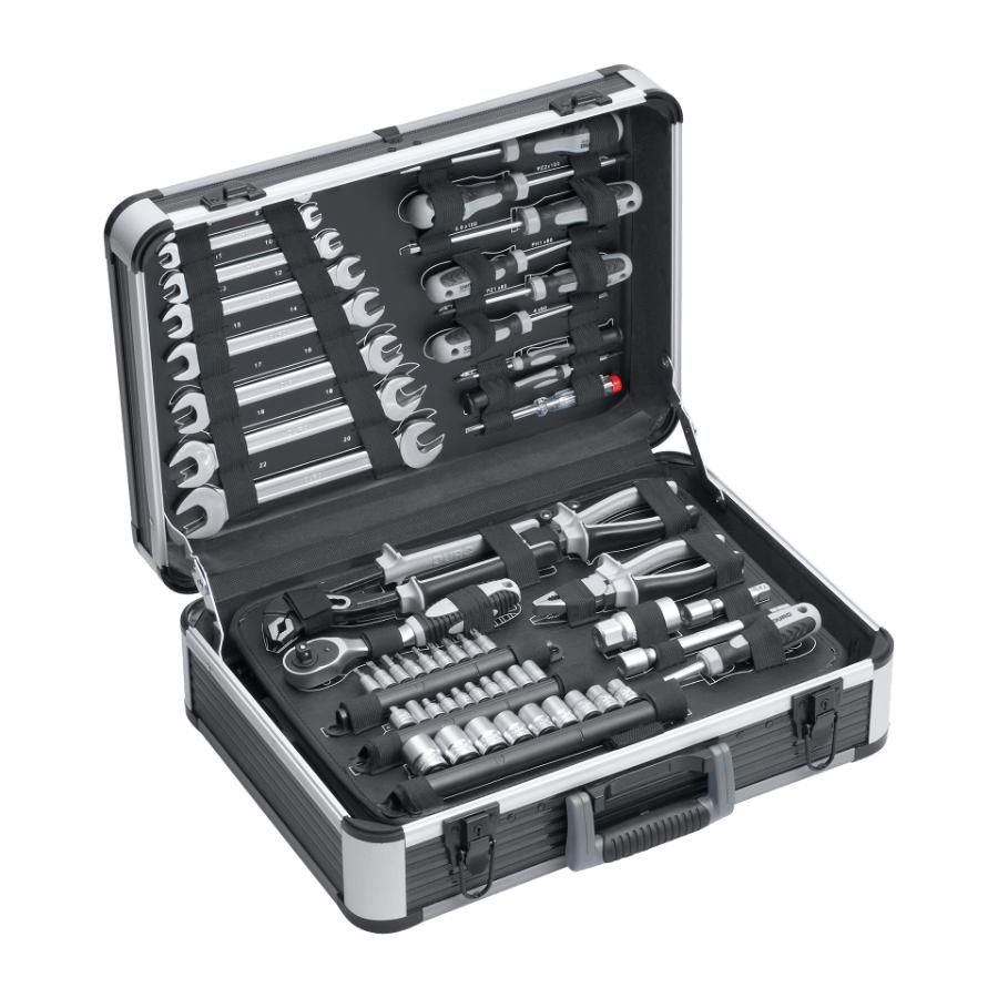 Duro Werkzeugkoffer Elite 129-tlg [Aldi Nord ab. 29.11.]