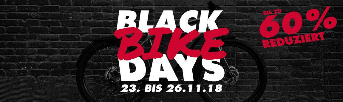 Black Friday Angebote bei Fahrrad XXL: Trekkingbikes, Mountainbikes, E-Bikes z.B. Husqvarna Light Tourer LT1