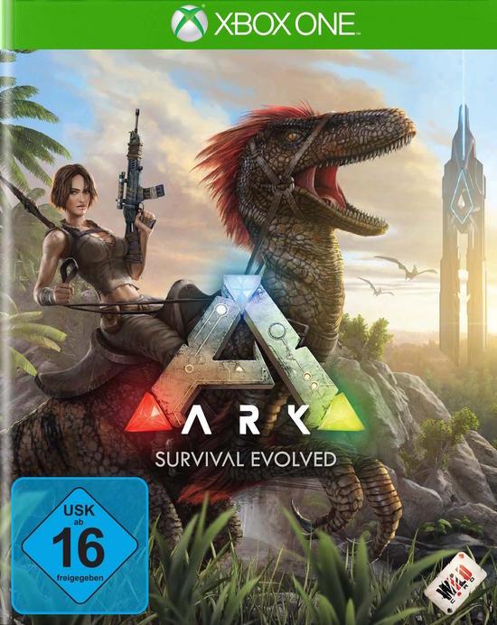ARK: Survival Evolved (Xbox One & PS4) für je 29,99€ (GameStop)