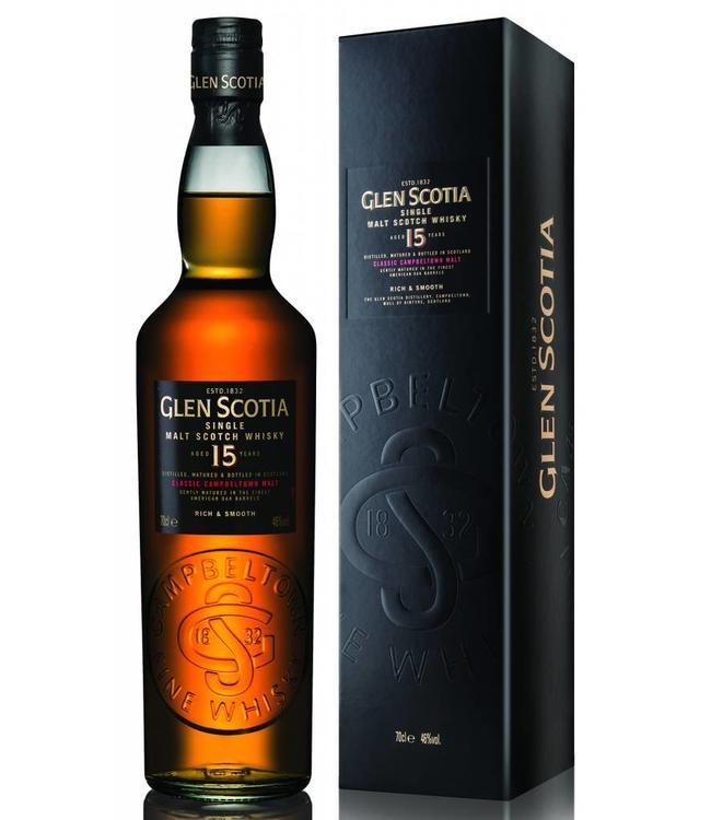 Glen Scotia 15 Whisky knapp 5€ günstiger als in Deutschland