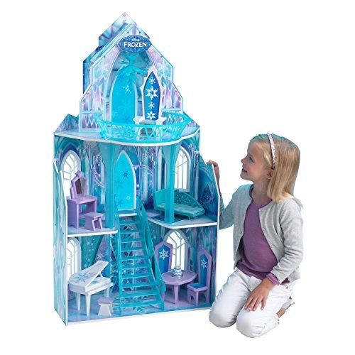 Disney Die Eiskönigin Elsa Ice Castle Puppenhaus Schloss mit Zubehör BESTPREIS