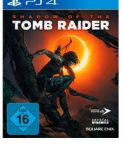 Shadow of the Tomb Raider PS4 Xbox one