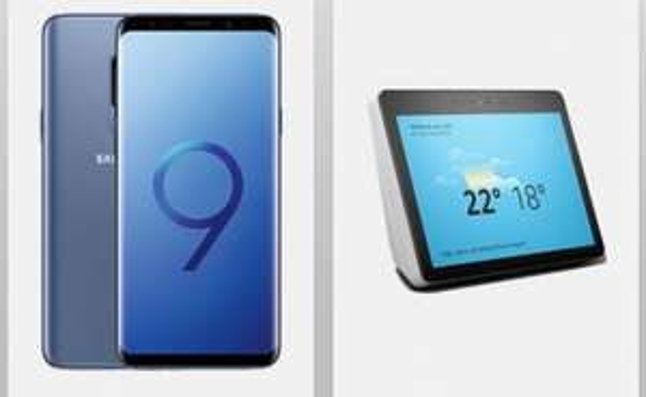 Vodafone Smart L Plus (5GB LTE, Allnet & SMS-Flat) mit Samsung Galaxy S9 Plus und Ultimate Ears Blast für 36,99€ im Monat + Echo Show 2. Gen