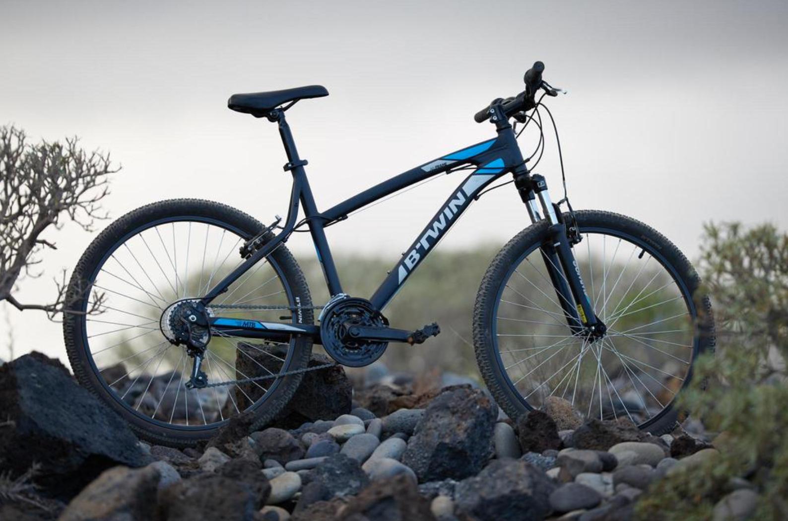 Mountainbike 26'' Rockrider 340 Alu inklusive Versand von [Decathlon]