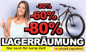Raddiscount Gutscheine von 5 bis 100€ zB Fahrrad ab 249€ kaufen - 20€ Rabatt