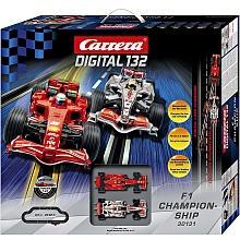 TOYSRUS- Carrera DIGITAL 132 - F1 Championship (30131)- Autorennbahn
