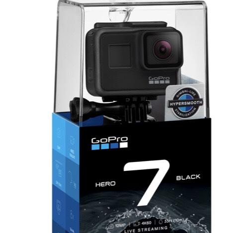 GoPro Hero7 Black mit Paypal-Code (+ 5% Shoop?)