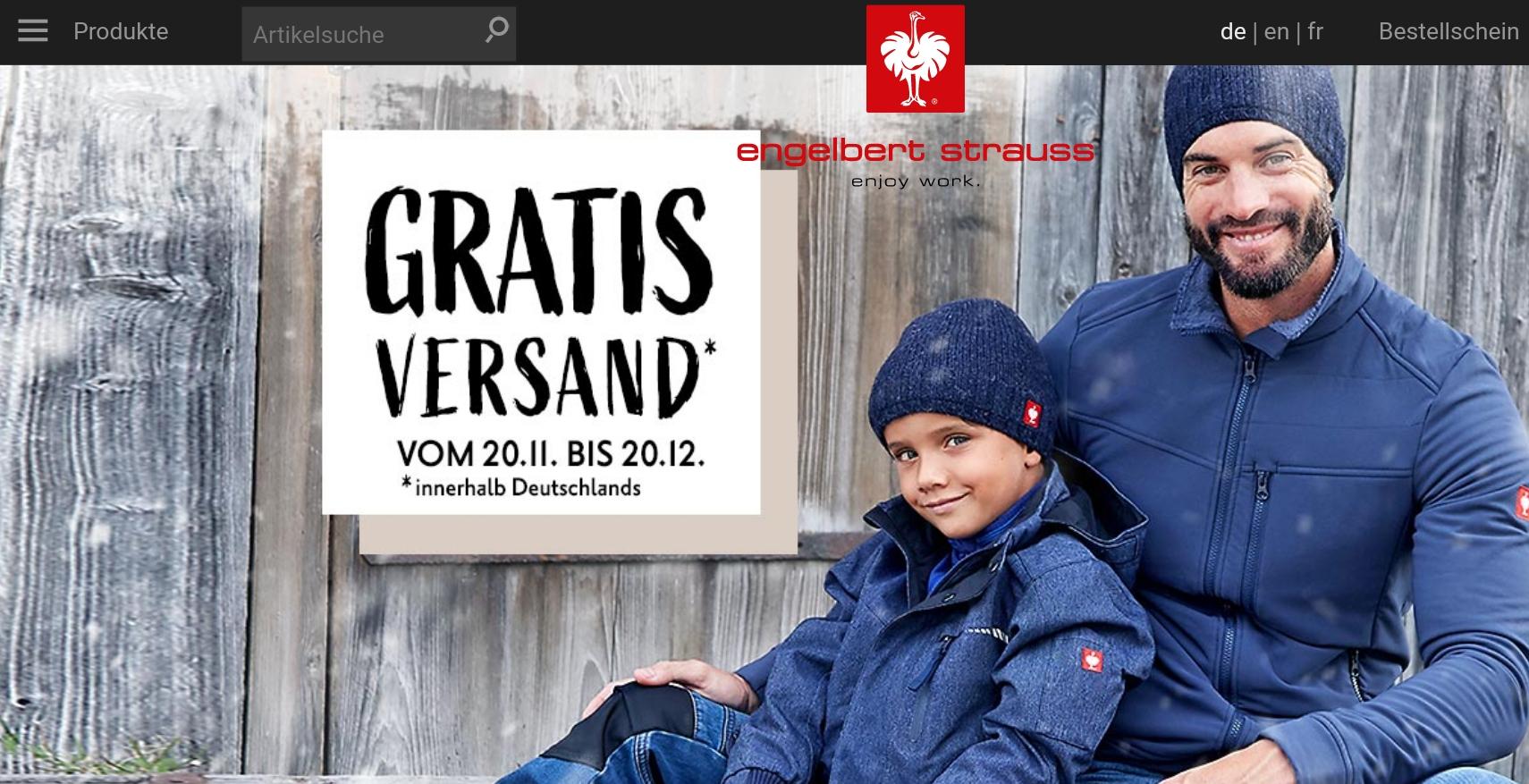 Engelbert Strauss Angebote & Deals ⇒ Oktober 2020