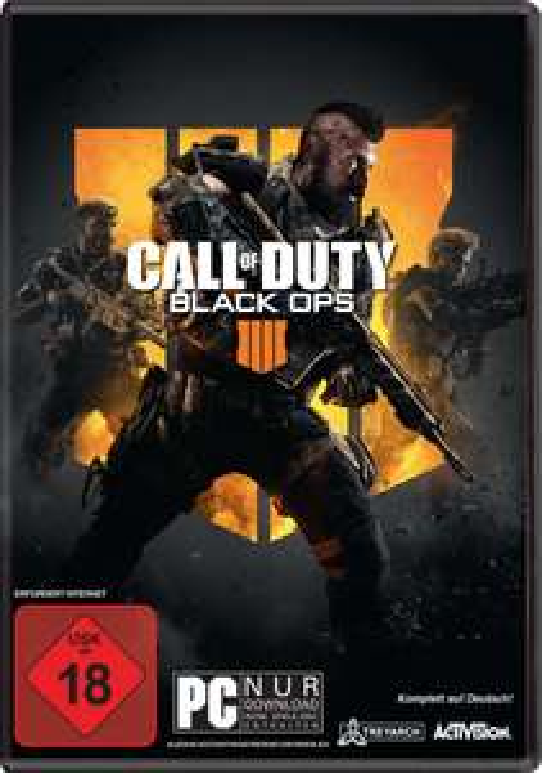 [Otto.de] Call of Duty: Black Ops 4 PC für nur 18,24€
