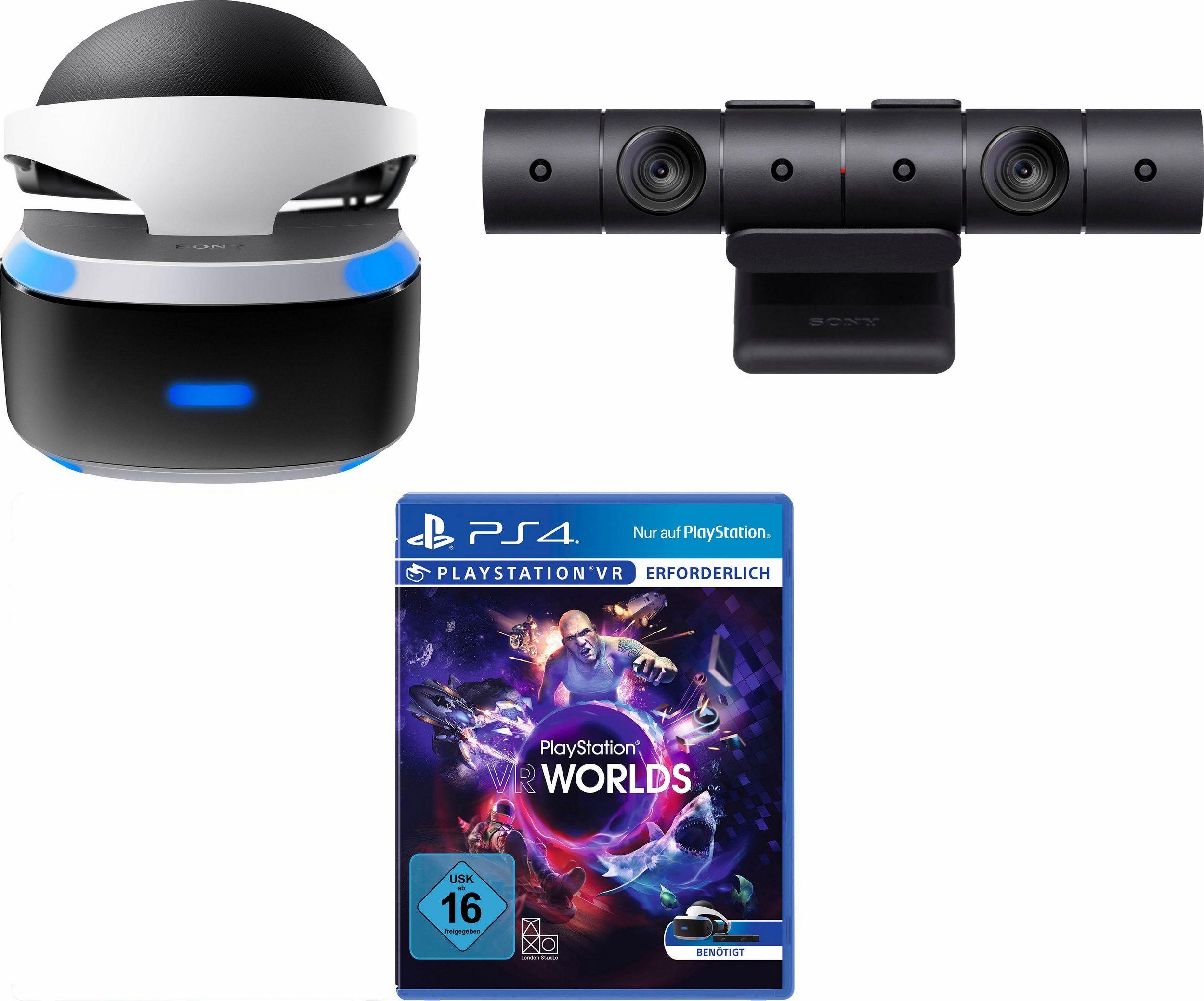 [OTTO] Playstation VR V2 Starter Set abzüglich 6€ Cashback + 10€ Shoop Gutschein (183,99 € effektiv)