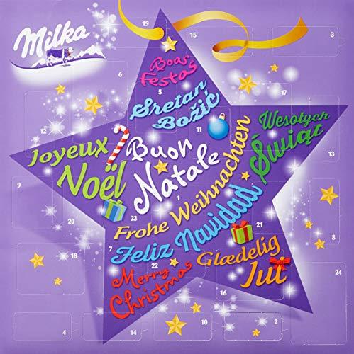 Milka Mix Adventskalender, 1er Pack (1 x 219 g) [AMAZON PRIME]