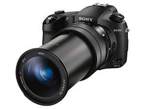 "Sony Cyber-shot DSC-RX10 Mark III (20.2 MP, 25x Zoom, 3 Objektivringe, OLED-Sucher, 4K-Video, 3""-Display)"