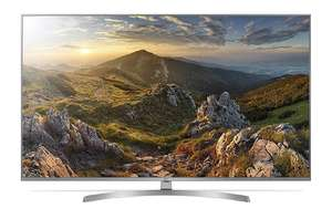 LG 65UK7550LLA 164 cm (65 Zoll) Fernseher (Ultra HD, Triple Tuner, 4K Active HDR, Smart TV)