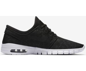 Zalando Nike SB Stefan Janoski Max Black White