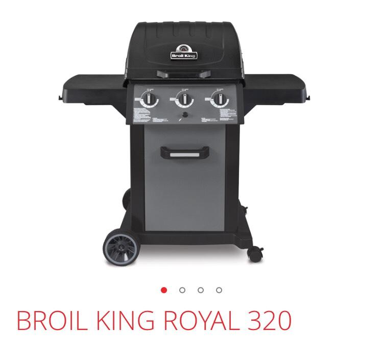 Broil King Royal 320