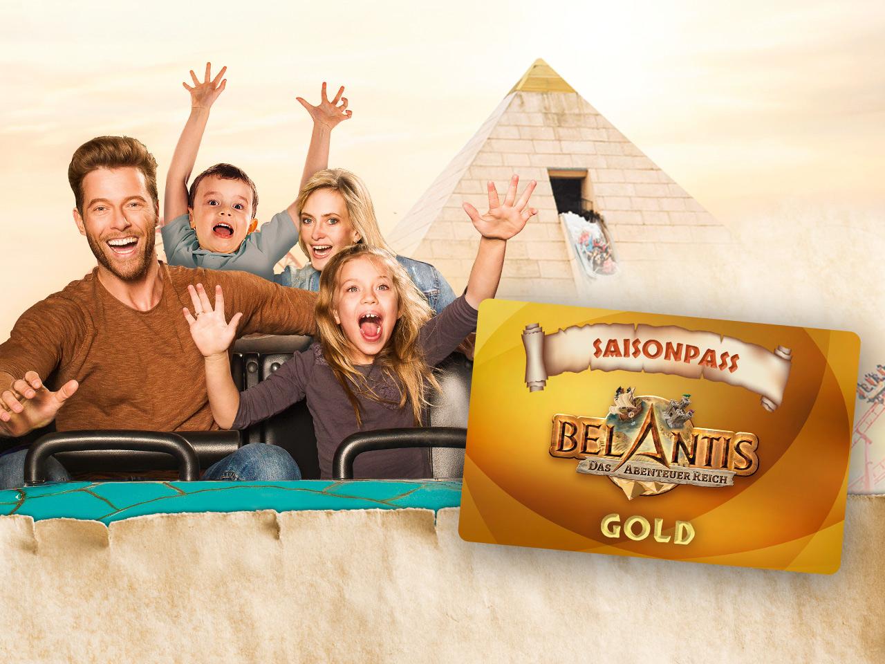 Belantis Gold und Silber Tickets im Black Sale (Gold inkl. Movie Park...)