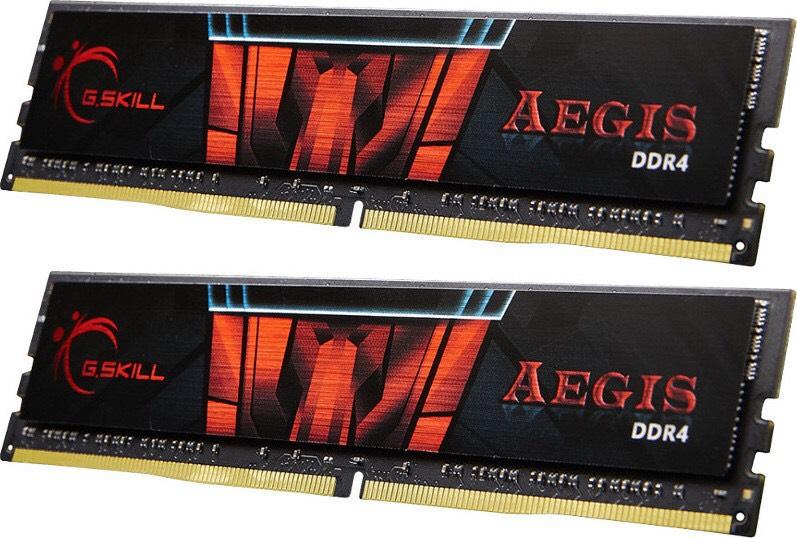 G.Skill Aegis Series 16gb (2x8gb) DDR4 3000mhz [NBB + MASTERPASS]