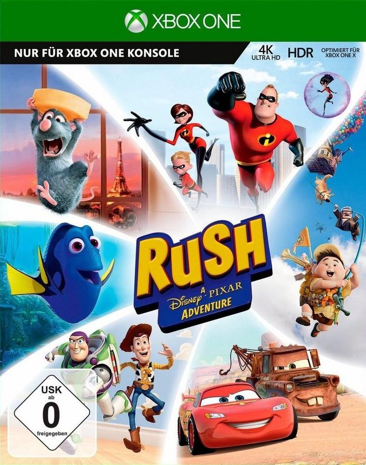 Rush: Ein Disney Pixar Abenteuer (Xbox One) für 9,99€ (Amazon Prime & Media Markt)