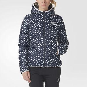 Adidas Originals Damen Slim Allover Print Jacke Ebay Adidas