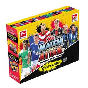 Topps Bundesliga Match Attax Adventskalender 2018/19