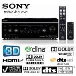 Sony STR-DA3600ES High End 7.1-Heimkino-Receiver mit Dolby TrueHD und 3D-Unterstützung über 4 x HDMI