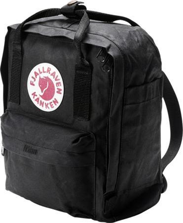 Fjällräven : Kanken Mini Rucksack schwarz - 34,95 €