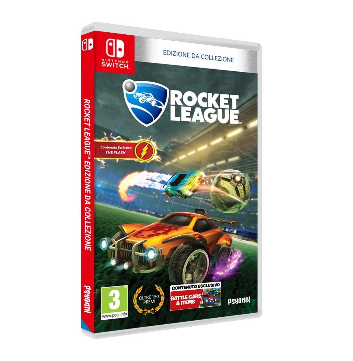 Rocket League Collector's Edition (Switch) für 23,55€ (Amazon IT)