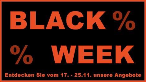 Black Week bei Thomas-Electronic / TV, Lautsprecher, Küchengeräte