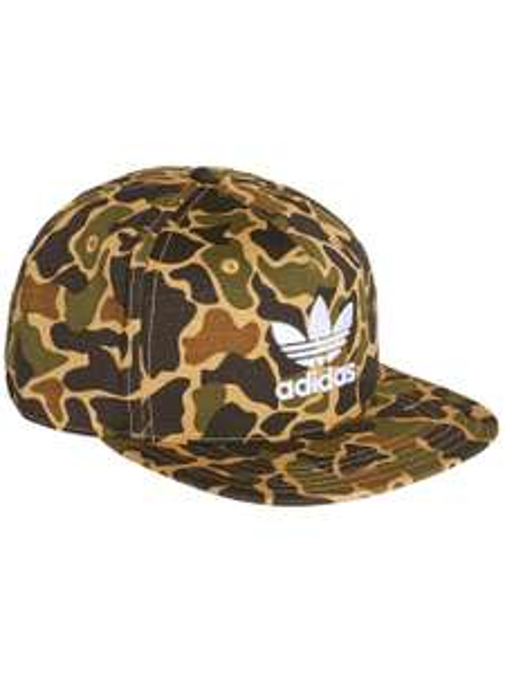[JD Sports] adidas Snapback - Camo Dark Sahara Cap