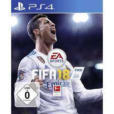 Sony Playstation 4 (PS4) - FIFA 18 ab €9,83 [@Voelkner.de]