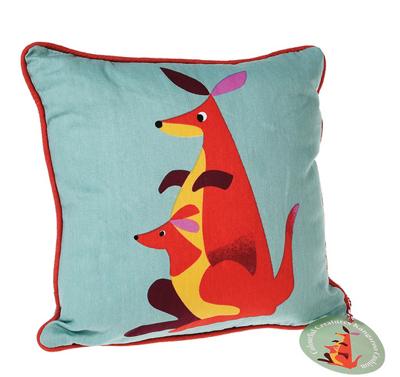 20% Rabatt auf Möbel und Deko kombinierbar mit 15%-Gutschein bei tausendkind, z.B. Kissen Känguru von Rex London