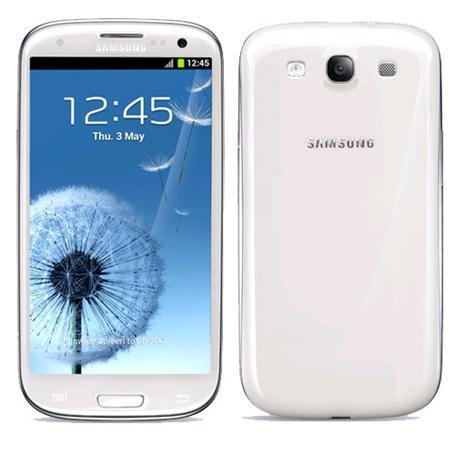 Samsung Galaxy i9300 S3 / SIII 32GB (nicht 16GB!) Marble White @eBay WOW! für 469€ (70€ unter Idealo)