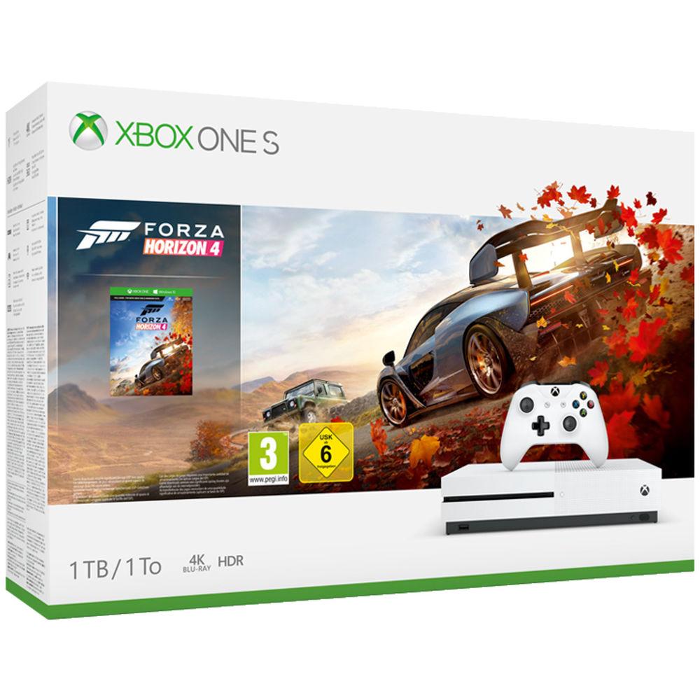 Xbox One S 1TB Bundles für je 141,10€ (eBay US)