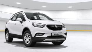 Opel Mokka X Edition Gewerbeleasing 139 € netto