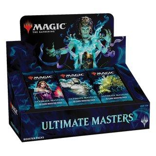 Ultimate Masters Booster Display zum Bestpreis vor Veröffentlichung