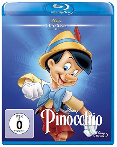 [Amazon Prime] Pinocchio - Disney Classics (Blu-Ray)
