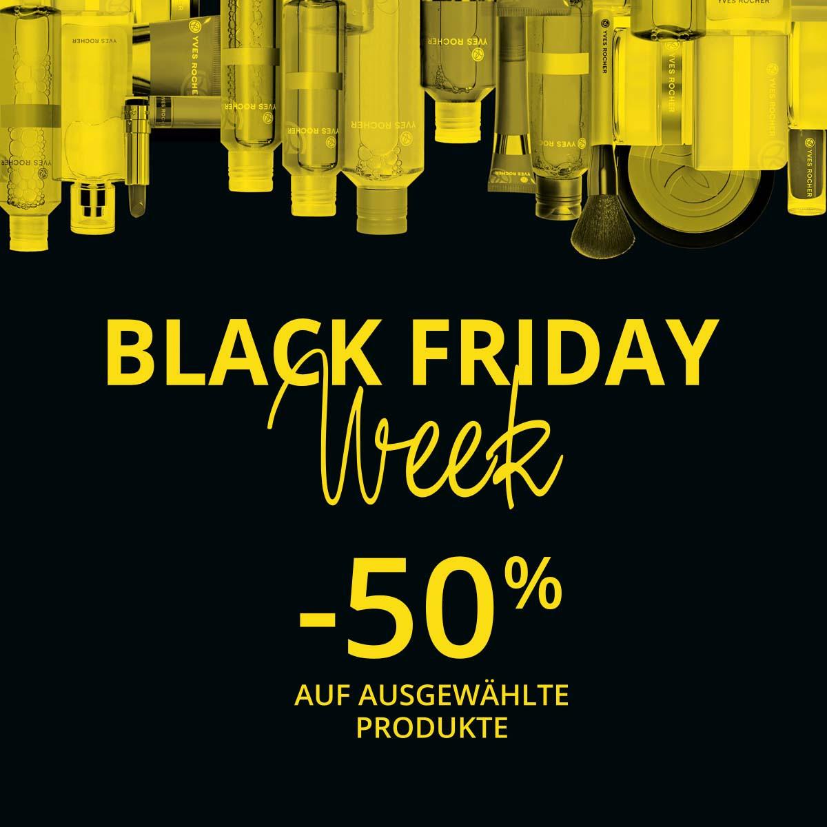 50% Rabatt auf ausgewählte Produkte + 5€ ab 25€ und versandkostenfrei bei Yves Rocher, z.B. Lippenstift + Creme + Parfum + Geschenk