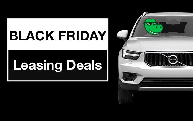 [Übersicht] Leasing Deals zum Black Friday 2018 für Privat- und Gewerbekunden