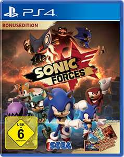 [Prime] Sonic Forces - Bonus Edition (PlayStation 4 / Xbox One) - Blitzangebot bis max. 23:05 Uhr