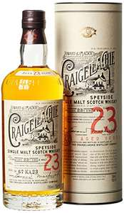[Amazon prime] Craigellachie 23 Jahre Single Malt Whisky 0,7L 46%