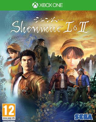 Shenmue I & II (Xbox One & PS4) für je 20,05€ (ShopTo)