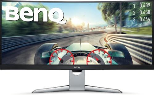 "Cyber Week bei Comtech - BenQ EX3501R Curved 35"" UWQHD Monitor, Samsung C27JG50QQU 27"" WQHD Monitor, Lenovo Yoga 530-14IKB 14"" Notebook"