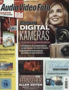 Audio Video Foto Bild mit DVD Abo (6 Monate) für 22,50 € mit 20 € Amazon-/BestChoice Gutschein oder 2000 PAYBACKPunkte