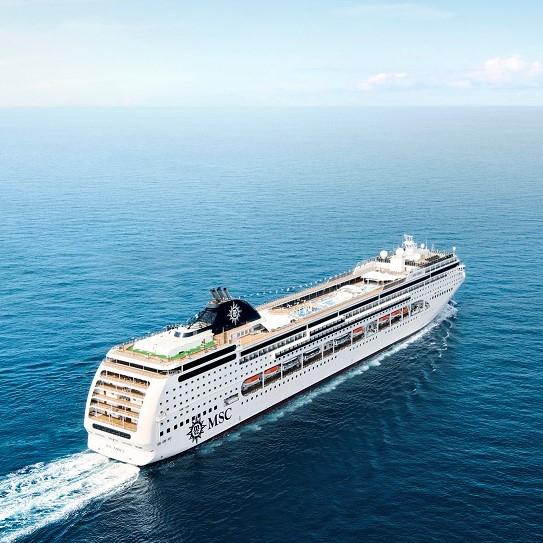 MSC Kreuzfahrt 12 Tage ab Dubai inkl. Flug mit Emirates ab Frankfurt, Düsseldorf oder Hamburg Black Friday Sale p.P. ab