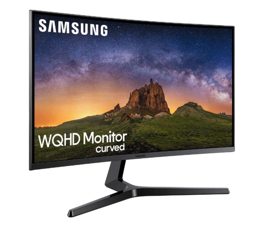 """[Saturn.at] Samsung C32JG50, 31.5"""" Curved Monitor, WQHD 300nits, 144hz, VA-Panel, 8bit Farbtiefe, 2xHDMI 1.4 1xDP 1.2 inklusive VSK nach DE"""